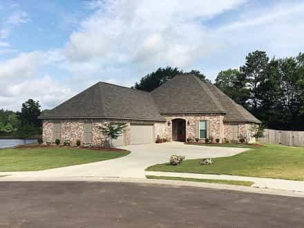 House Plan 74645