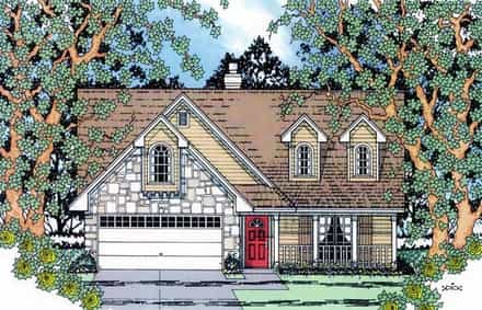 House Plan 75005