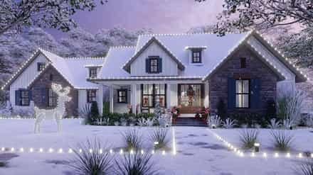 House Plan 75166