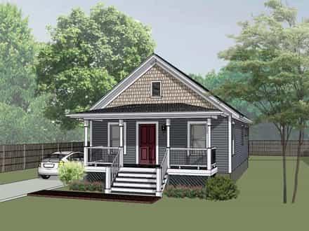House Plan 75517