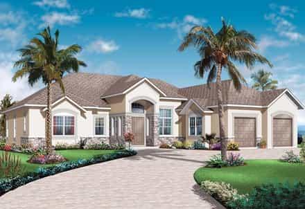 House Plan 76102
