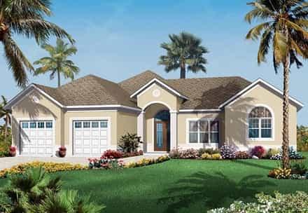 House Plan 76107