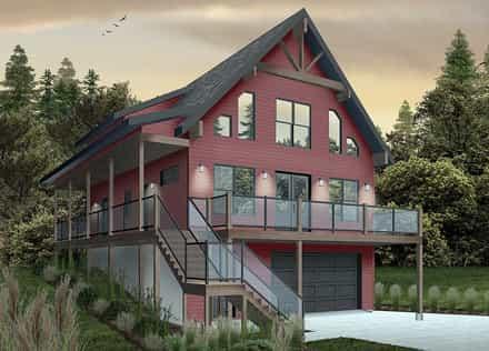 House Plan 76550