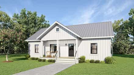 House Plan 77400