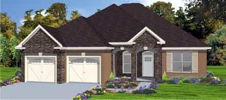 House Plan 78780