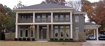 House Plan 78830
