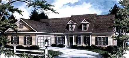 House Plan 80184