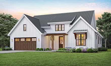 House Plan 81205