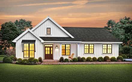 House Plan 81241