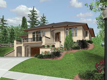 House Plan 81264