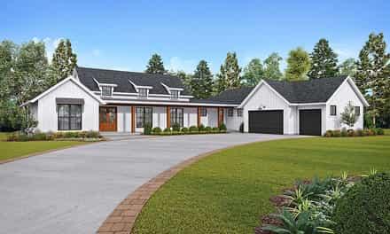 House Plan 81268
