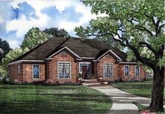 House Plan 82093