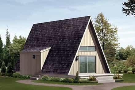 House Plan 85944