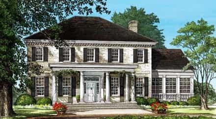 House Plan 86242