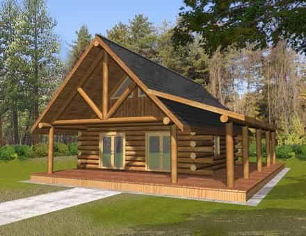 House Plan 87050
