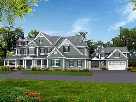 House Plan 87639