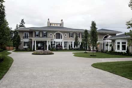 House Plan 87644