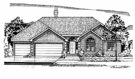 House Plan 88316