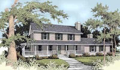 House Plan 90709