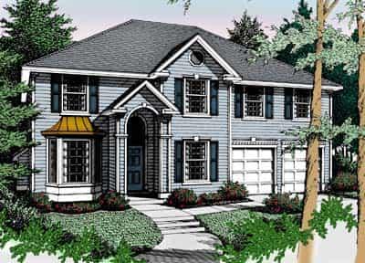 House Plan 90722