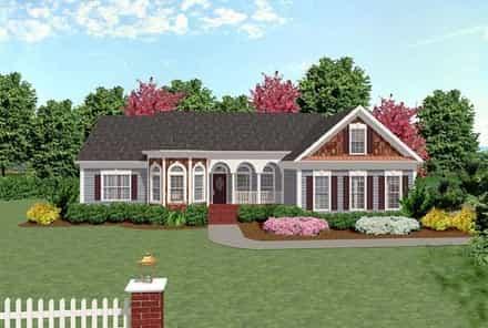House Plan 92427