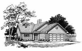 House Plan 93002