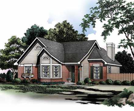 House Plan 93004