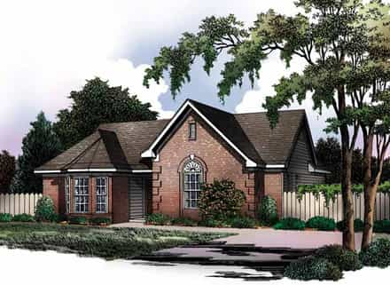 House Plan 93015