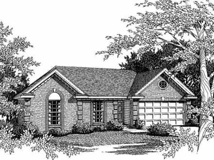 House Plan 93017