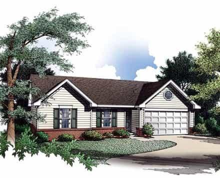 House Plan 93018