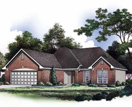 House Plan 93021
