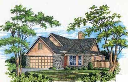 House Plan 93024
