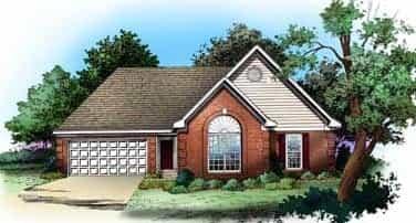 House Plan 93048