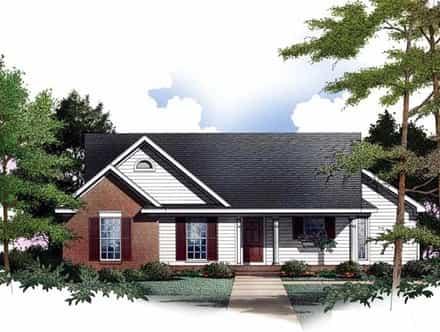 House Plan 93075
