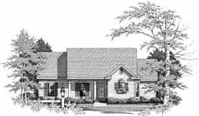 House Plan 93082