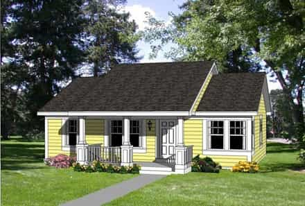 House Plan 94372