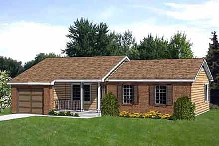 House Plan 94375