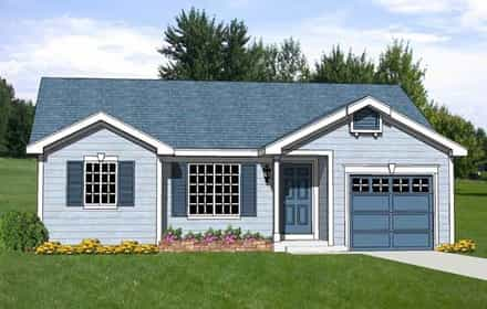 House Plan 94440