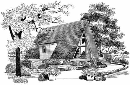 House Plan 95007