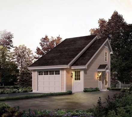 Garage Plan 95826
