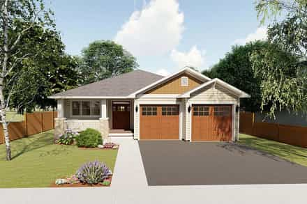 House Plan 96228