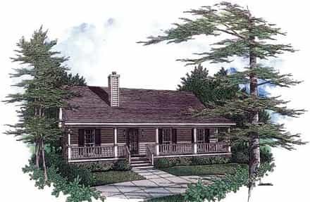 House Plan 96559