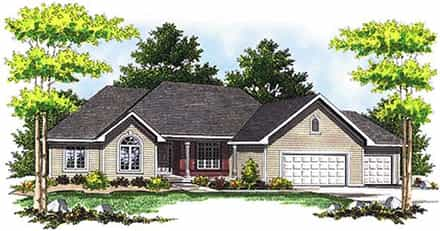House Plan 97308