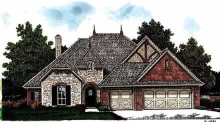 House Plan 97873