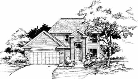 House Plan 98315