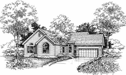 House Plan 98319