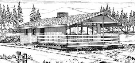 House Plan 98380