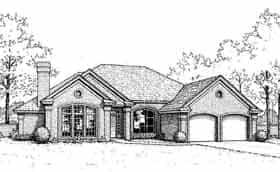 House Plan 98516