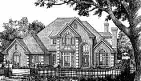 House Plan 98596