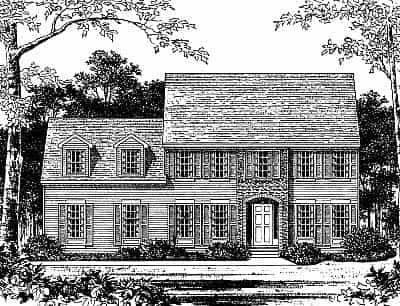 House Plan 99092